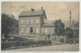 FRAIPONT - La Gare 1920 - Trooz
