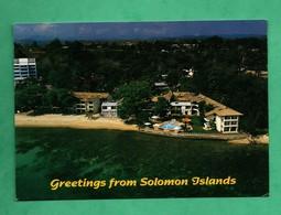Oceanie Salomon Solomon Islands Mendana Hotel Waterfront - Islas Salomon