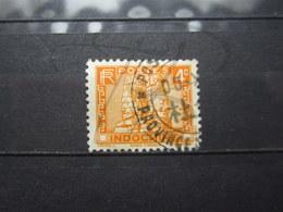 VEND BEAU TIMBRE D ' INDOCHINE N° 158B , OBLITERATION POSTE RURALE !!! (b) - Indochine (1889-1945)
