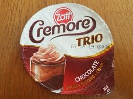 Souce  Puiding Cream Top - Coperchietti Di Panna Per Caffè