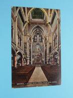 SACRED HEART CHAPEL - NOTRE DAME CHURCH ( Edit. Illust. Post Card C° - 56 ) Anno 19?? ( Zie Foto Details ) ! - Montreal