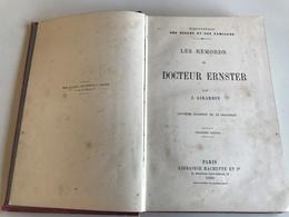 Les Remords Du Docteur Ernster - J. GIRARDIN - 1890 - Aventure