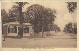 4453 CPA Sainte Geneviève Des Bois - L'Avenue Beauséjour - Sainte Genevieve Des Bois