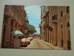 PUERTO RICO PORTO RICO TYPICAL STREET OF THE CITY OF OLD SAN JUAN - Puerto Rico
