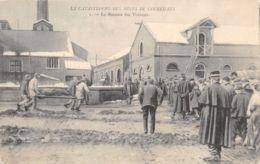 Courrières (62) - La Catastrophe Des Mines De Courrières - 1 - La Remonte Des Victimes - Autres Communes