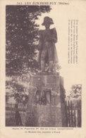 Les Echarmeaux (69) - Statue De Napoléon 1er - France