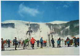 63 SUPER BESSE - A 408 - Edts Du Lys - Les Télé-skis De La Perdrix. - Besse Et Saint Anastaise