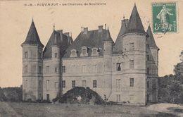 Cp , 79 , AIRVAULT , Le Château De Soulièvre - Airvault
