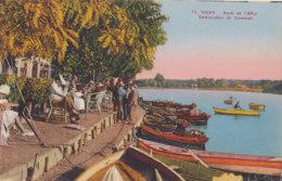 Vichy (03) - Bords De L'Allier - Embarcadère De Canotage - Vichy