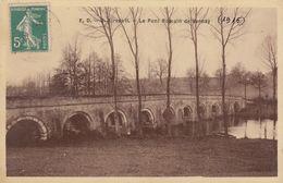 Cp , 79 , AIRVAULT , Le Pont Romain De Vennay - Airvault