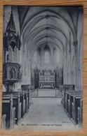 76 : Yébleron - Intérieur De L'Eglise - (n°15793) - Autres Communes