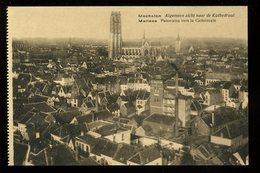 Malines Mechelen  Algemeen Zicht Naar De Kathedraal Panorama Vers La Cathédrale Van Der Wyngaert - Mechelen