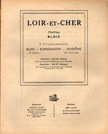 ANNUAIRE - 41 - Département Loir Et Cher - Année 1949 - édition Didot-Bottin - 76 Pages - Telephone Directories