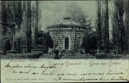 Clair De Lune Cp Orșova Rumänien, Korona Kapolna, Kronkapelle - Romania