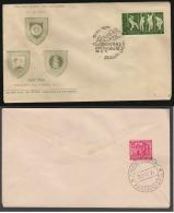 India  1971  Cricket  RRT Stamp  Cricket Victories  AHMEDABAD  FDC  #  07575  D Inde Indien - Cricket