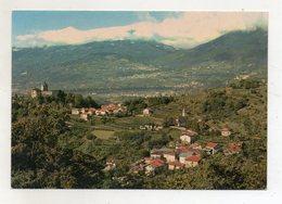 Fracena (Trento) - Panorama Con Ivano E Castel  Ivano - Non Viaggiata - (FDC16427) - Trento
