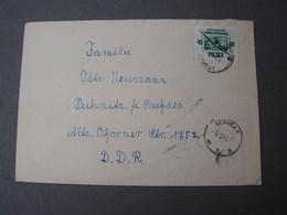 Polen Cv. 1955 Legnica - 1944-.... Republik