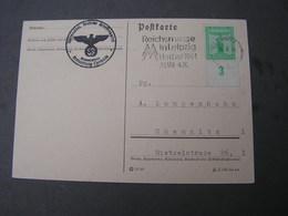 DR Dienst Stempel 1941 Mit Dienstamarke , Im Text Thema Film - Deutschland