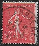 Semeuse N° 199k  ( 50° ) - 1906-38 Semeuse Camée