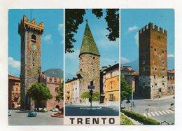 Trento - Cartolina Multipanoramica - Non Viaggiata - (FDC16434) - Trento