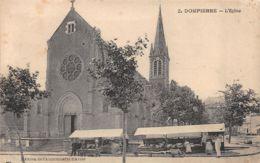 Dompierre Sur Besbre (03) - L'Eglise - France