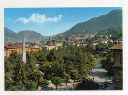 Trento - Giardini Di Piazza Venezia E Monumento A Alcide Degasperi - Non Viaggiata - (FDC16436) - Trento