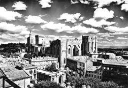Avignon (84) - Le Palais Des Papes Vu Du Clocher De L'Hôtel De Ville - Avignon