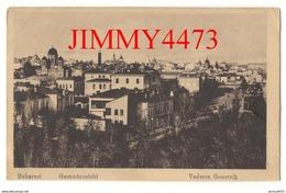 CPA - BUCAREST Munténie Roumanie - Gesamtansicht - Vederea Generala En 1918 - Verlag. Monopol-Kunstdruck N° 6 - Rumänien
