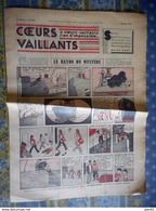 COEURS VAILLANTS 1936 N° 26 LE RAYON DU MYSTERE TINTIN ET MILOU En EXTREME ORIENT HERGE - Tintin