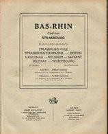 ANNUAIRE - 67 - Département Bas-Rhin - Année 1946 - édition Didot-Bottin - 134 Pages - Telephone Directories