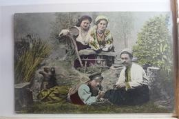 AK Russland Künstlerkarte 1915 Gebraucht #PF788 - Russland