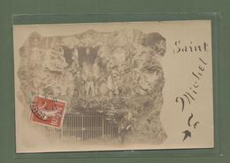 CARTE POSTALE PHOTO 1912 85 VENDEE SAINT MICHEL LE CLOUCQ - Frankrijk