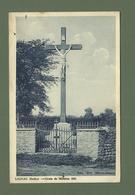 CARTE POSTALE 36 INDRE LIGNAC CROIX DE MISSION 1931 - Andere Gemeenten
