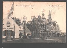 Brussel / Bruxelles Exposition 1910 - Pavillon Néerlandais - Expositions Universelles