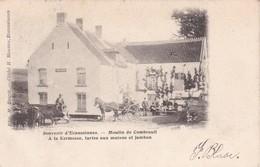 619 Ecaussinnes Moulin De Combreuil A La Kermesse Tartes Aux Matons Et Jambon - Buildings & Architecture
