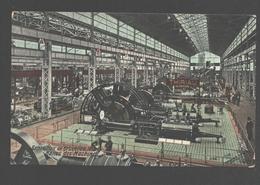 Brussel - Exposition De Bruxelles 1910 - Halles Des Machines - Expositions Universelles