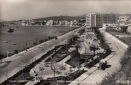 AK - Spanien - Mallorca - Palma  - Paseo Maritimo Hacia Bellver - 1930 - Mallorca