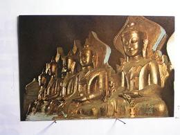 Pindaya - Shan State - Buddha Images In Pindaya Caves - Myanmar (Burma)