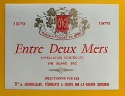 11228 - Entre Deux Mers 1979 - Bordeaux
