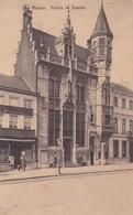 619 Binche Palais De Justice - Binche