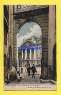 CPA  DIJON 21 La Porte De La Rue Du Palais - 1930 - Dijon