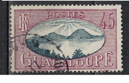 GUADELOUPE            N°     YVERT     109        OBLITERE       ( Ob  5/03 ) - Guadeloupe (1884-1947)