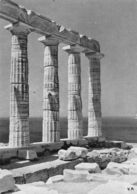 Sounion (Grèce) - The Temple Of Poseidon - Grèce
