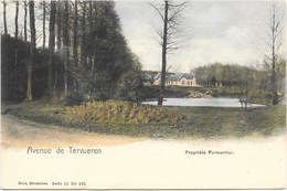 Tervueren NA16: Avenue De Tervueren. Propriété Parmentier - Tervuren