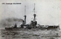 Bâteau De Guerre - H.M.S. Dreadnought Bellerophon - Krieg
