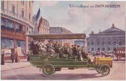 Char à Bancs De DION-BOUTON (2) - Bus & Autocars