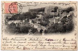 MONTDIDIER - Esplanade Et Palais De Justice ... (115214) - Montdidier