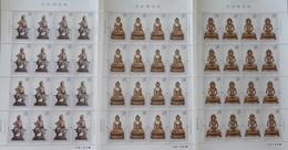 Chine/China YT N° 5034/5039 En Feuilles Entières Neufs ** MNH. TB. A Saisir! - Nuovi