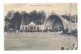 CPA Exposition De Nancy - 60 - L'Exèdre - Nancy