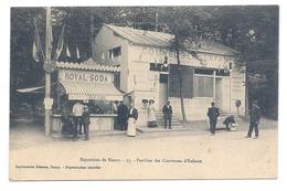 CPA Exposition De Nancy - 53 - Pavillon Des Couveuses D'Enfants - Royal-Soda - Nancy